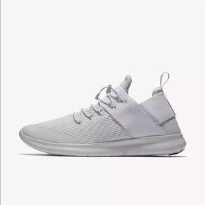 🆕🔥 Nike Free RN Commuter 2017 Vast Grey/White